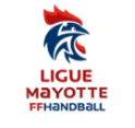 Logo Ligue régionale de handball de Mayotte (LRHM)