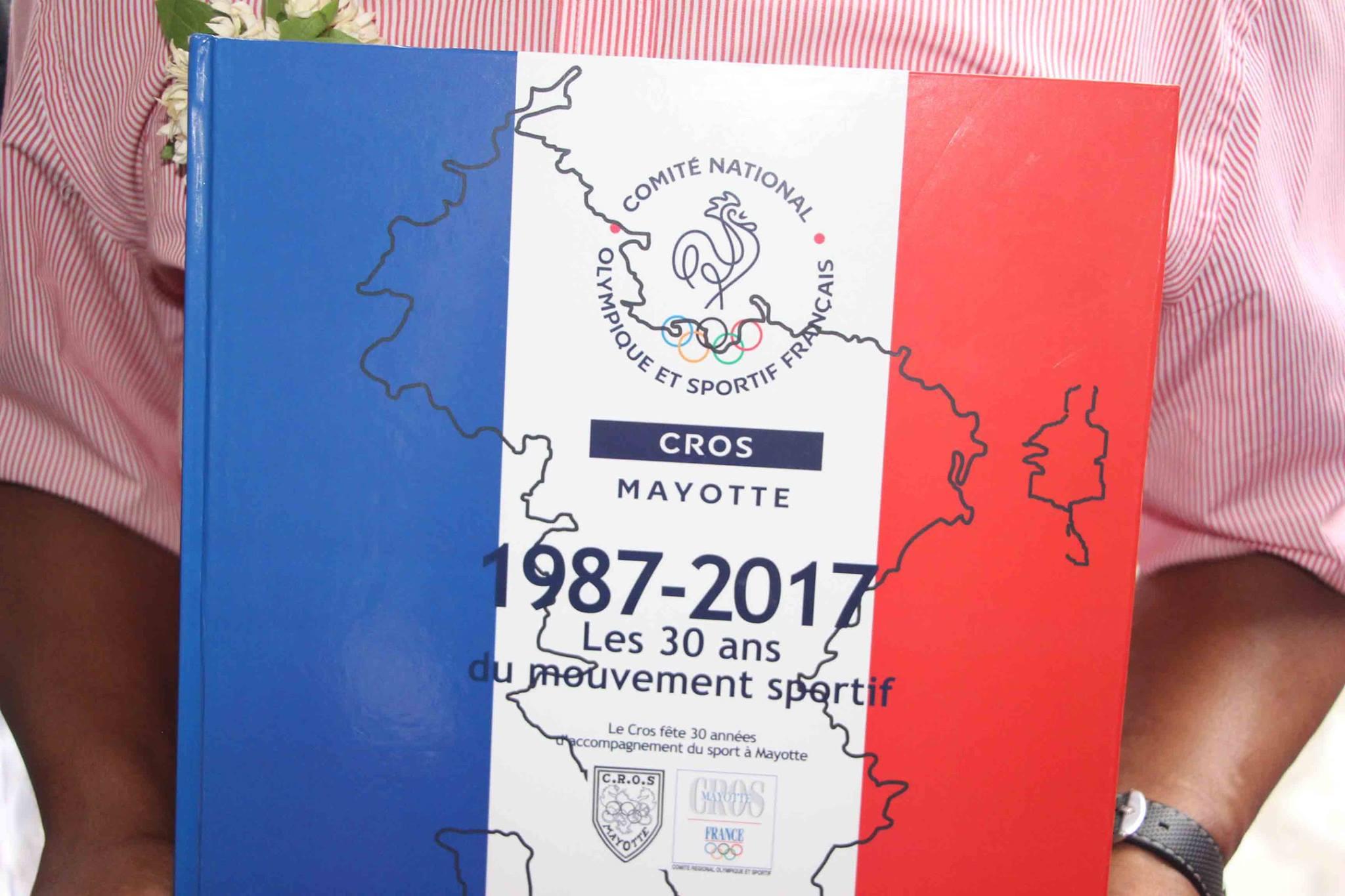 Le CROS fête ses 30 ans d'accompagnement du sport à Mayotte
