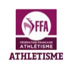 Logo Association pour le développement de l'athlétisme de Mayotte (ADAM)