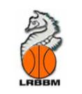 Logo Ligue régionale de basket-ball de Mayotte (LRBBM)