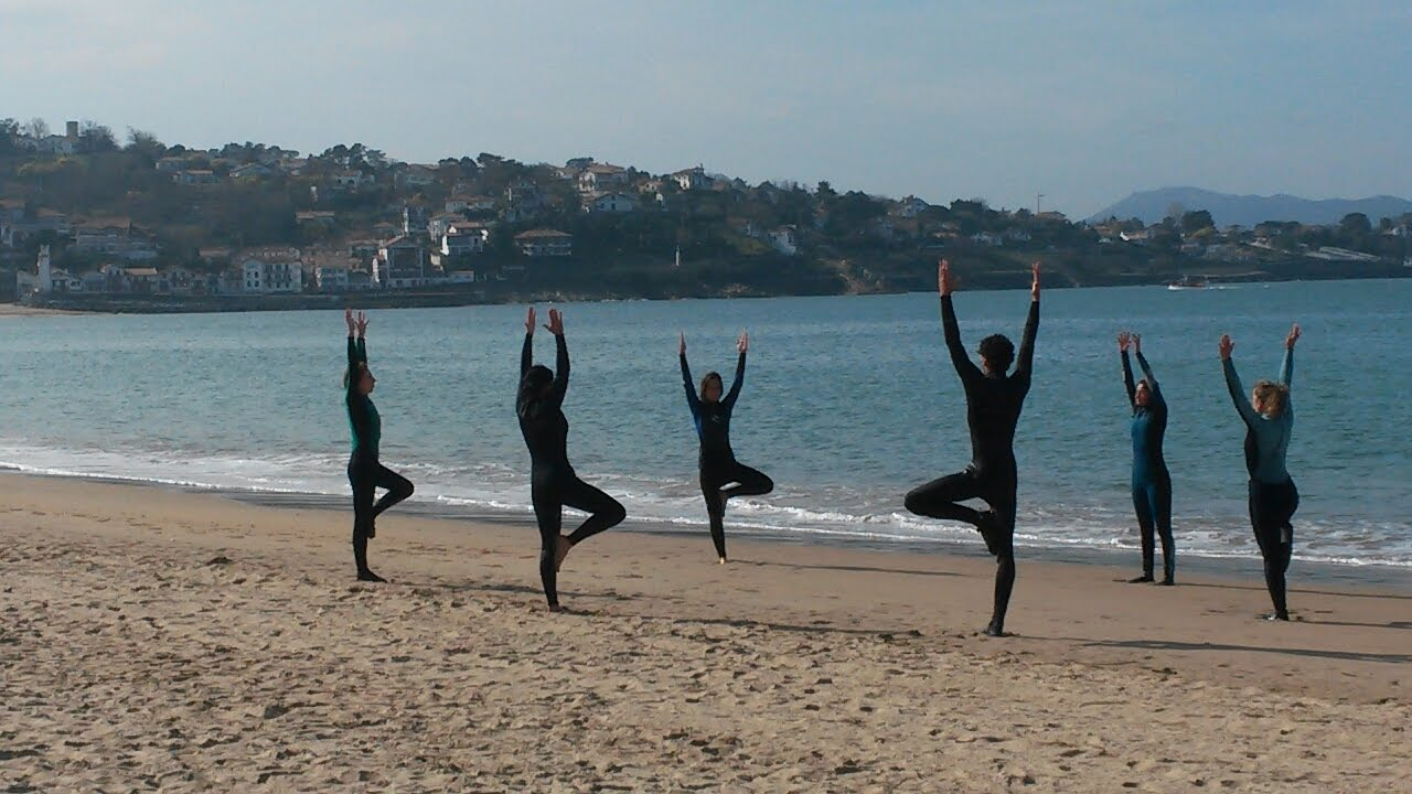 Biarritz, ville pilote du «sport santé»