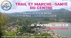 Trail et marche santé du centre